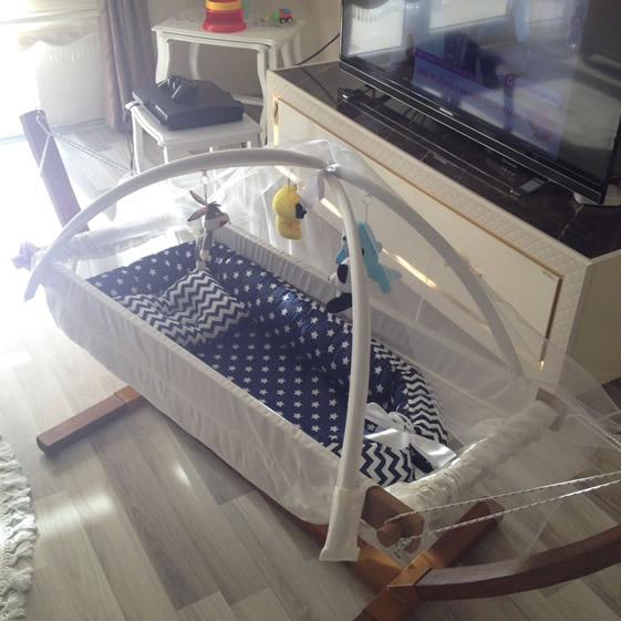 Sorularla Bebek Hamak Kullanımı